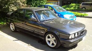 1991 BMW 535i  10th Anniv. Japan Edition, AC Schnitzer,Euro spec