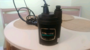 1/6HP Sumbersible Pump