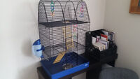 Hamster Cage 3 tier