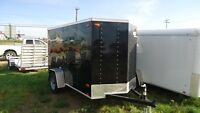 Look 5x10 Enclosed Trailer Perfect For Bikes