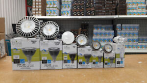 LED Bulbs Par 16, Par 20, Par 30, Par 38,E12 , GU 10, MR 16