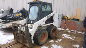 Bobcat 753 with Low Hours