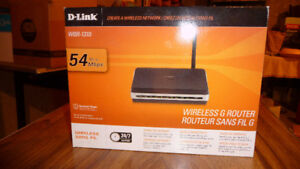 WIRELESS D-LINK ROUTER