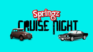 Cruise Night at Springz