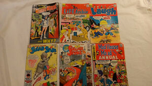 Vintage Collection Comic Books  17 pcs.