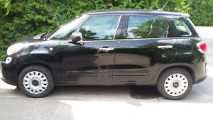 2014 Fiat 500 SUV, Crossover