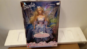 Barbie as Odette Barbie® Doll 2003 Movie Edition™ Swan LakeB2766