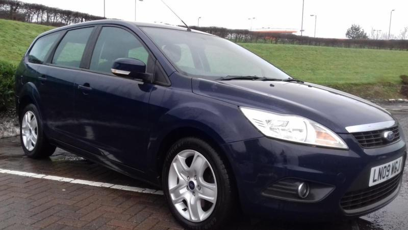 2009 Ford Focus 18 TDCi 1 Owner