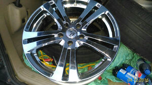 """Ford Mustang, Toyota Camry 15-16 mags 18"""""""