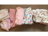 Girls newborn/first size bundle