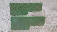 John Deere 425 Engine Cowling Screens