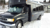 2000 Ford E-450 LIMOUSINE, LIMO, PARTY BUS