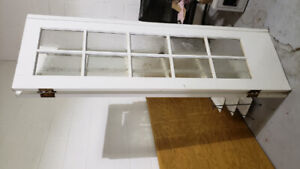 Beautiful Antique French doors - set of 2