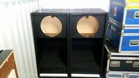 Speaker boxes for sale