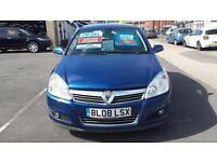 2008 VAUXHALL ASTRA Elite 1.7 CDTi Diesel 5 Door From GBP3,195 + Retail Package
