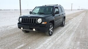 2016 Jeep Patriot high altitude SUV, Crossover