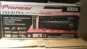 Pioneer Surround Sound Receiver with Remote - HDMI Edmonton Edmonton Area image 2