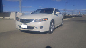 2006 Acura TSX Sedan Winter tires included