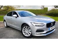 2018 Volvo S90 D4 Momentum Pro Automatic Automatic Diesel Saloon