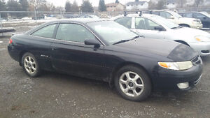2001 Toyota Solara Coupe Certified and Etested!