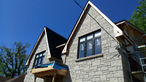 Gutter, soffit, fascia and siding installation and repairs