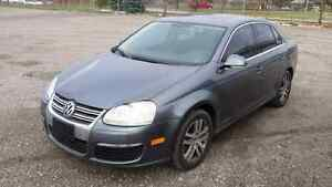 06 vw jetta only 150km SAFETY+E-TEST included London Ontario image 1