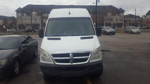 2008 Dodge Sprinter Minivan, Van