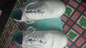 Bowling balls and bowling shoes