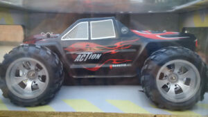 VorTex 4WD off/on road 50KM speed - hobby car $180 free delivery