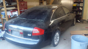 1998 Audi A6 loaded Sedan