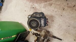 john deere lawnmower used parts good condition
