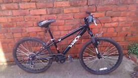 "Boy's APOLLO Hood 24"" Bicycle"