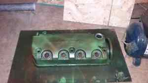 Customized honda civic valve cover