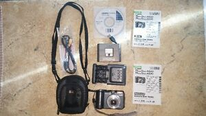 CANON A640 POWERSHOT DIGITAL CAMERA