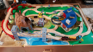 Imaginarium Train table and set