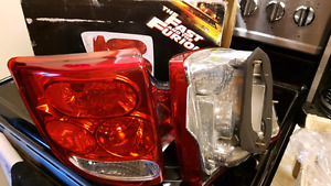 TYC Fast and Furious Red Tail Lights 00-02 Toyota Celica