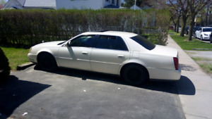 selling my 2003 Cadillac deville