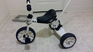 101 Dalmatians Tricycle with Push Handle