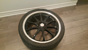 245 35 19 Rims and Tires