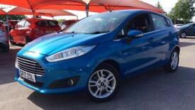 2017 Ford Fiesta 1.25 82 Zetec 5dr Manual Petrol Hatchback