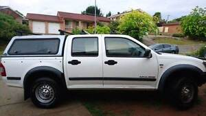 2003 4x4 Holden Rodeo Ute Isabella Plains Tuggeranong Preview