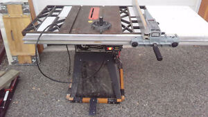 Craftsman Contractor Table Saw