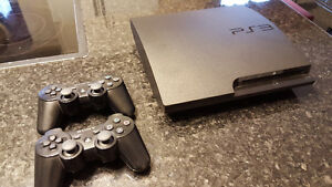 160 GB Sony Playstation 3 For Sale (Excellent Condition)