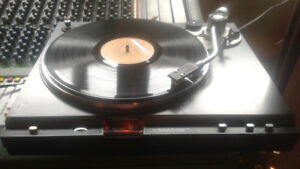 Turntable, Record Player.