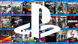 Looking to buy ps4 games