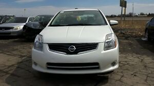 2010 Nissan Sentra S, A/C, Auto,54K Kilo Fully Loaded for EXPORT