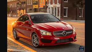 2014 Mercedes-Benz CLA 250 Berline