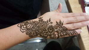 Cheap Henna service for Festivals, events, special ooccasions