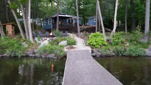 COTTAGE FOR SALE turn key in the heart of Muskoka