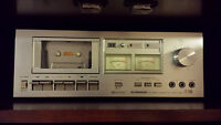 Vintage PIONEER Stereo Cassette Tape Deck CT-F500 with DOLBY